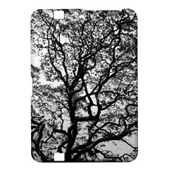 Tree Fractal Kindle Fire Hd 8 9  by BangZart