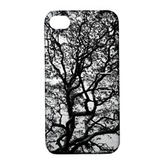 Tree Fractal Apple Iphone 4/4s Hardshell Case With Stand