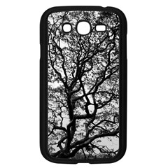 Tree Fractal Samsung Galaxy Grand Duos I9082 Case (black) by BangZart