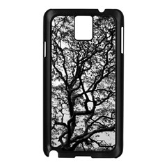 Tree Fractal Samsung Galaxy Note 3 N9005 Case (black)