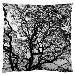 Tree Fractal Standard Flano Cushion Case (two Sides) by BangZart