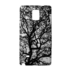 Tree Fractal Samsung Galaxy Note 4 Hardshell Case by BangZart