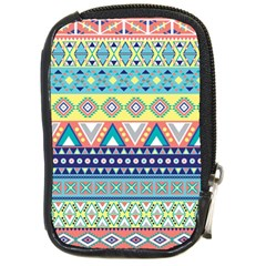 Tribal Print Compact Camera Cases by BangZart