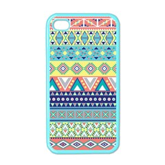 Tribal Print Apple Iphone 4 Case (color)