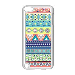 Tribal Print Apple Ipod Touch 5 Case (white)
