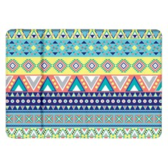 Tribal Print Samsung Galaxy Tab 8 9  P7300 Flip Case