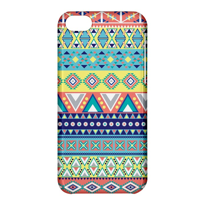 Tribal Print Apple iPhone 5C Hardshell Case