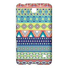 Tribal Print Samsung Galaxy Tab 4 (8 ) Hardshell Case  by BangZart