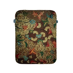 Traditional Batik Art Pattern Apple Ipad 2/3/4 Protective Soft Cases by BangZart