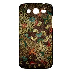 Traditional Batik Art Pattern Samsung Galaxy Mega 5 8 I9152 Hardshell Case  by BangZart