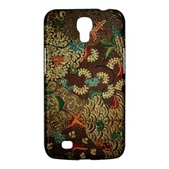 Traditional Batik Art Pattern Samsung Galaxy Mega 6 3  I9200 Hardshell Case by BangZart