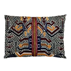 Traditional Batik Indonesia Pattern Pillow Case