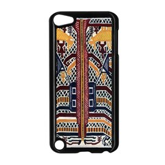 Traditional Batik Indonesia Pattern Apple Ipod Touch 5 Case (black) by BangZart