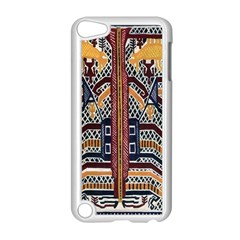 Traditional Batik Indonesia Pattern Apple Ipod Touch 5 Case (white) by BangZart