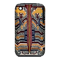 Traditional Batik Indonesia Pattern Iphone 3s/3gs