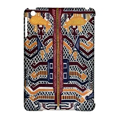 Traditional Batik Indonesia Pattern Apple Ipad Mini Hardshell Case (compatible With Smart Cover) by BangZart