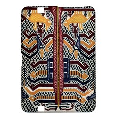 Traditional Batik Indonesia Pattern Kindle Fire Hd 8 9  by BangZart