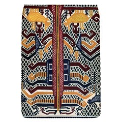 Traditional Batik Indonesia Pattern Flap Covers (s)  by BangZart