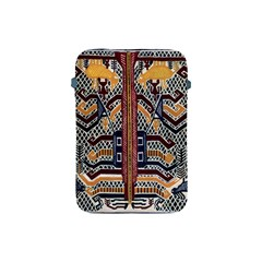 Traditional Batik Indonesia Pattern Apple Ipad Mini Protective Soft Cases by BangZart