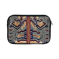 Traditional Batik Indonesia Pattern Apple Ipad Mini Zipper Cases by BangZart