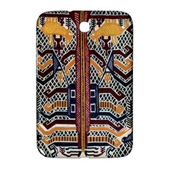 Traditional Batik Indonesia Pattern Samsung Galaxy Note 8 0 N5100 Hardshell Case  by BangZart
