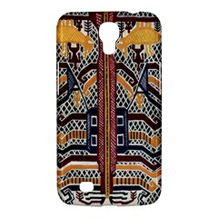 Traditional Batik Indonesia Pattern Samsung Galaxy Mega 6 3  I9200 Hardshell Case