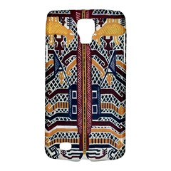 Traditional Batik Indonesia Pattern Galaxy S4 Active by BangZart