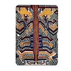 Traditional Batik Indonesia Pattern Samsung Galaxy Tab 2 (10 1 ) P5100 Hardshell Case  by BangZart