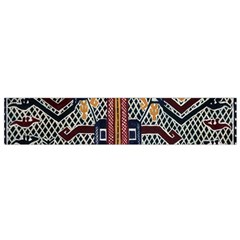 Traditional Batik Indonesia Pattern Flano Scarf (small) by BangZart