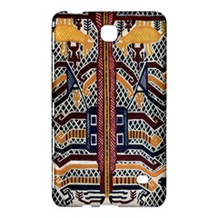 Traditional Batik Indonesia Pattern Samsung Galaxy Tab 4 (7 ) Hardshell Case  by BangZart