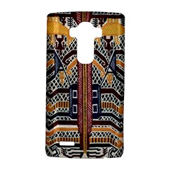 Traditional Batik Indonesia Pattern Lg G4 Hardshell Case by BangZart