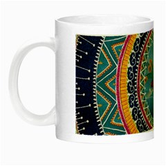 Traditional Pakistani Art Night Luminous Mugs by BangZart