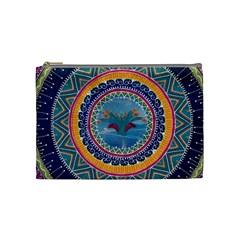 Traditional Pakistani Art Cosmetic Bag (medium)  by BangZart