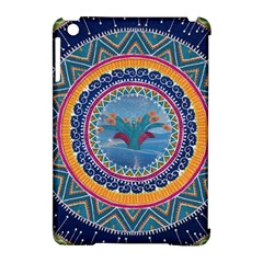 Traditional Pakistani Art Apple Ipad Mini Hardshell Case (compatible With Smart Cover)