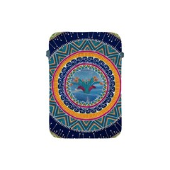 Traditional Pakistani Art Apple Ipad Mini Protective Soft Cases