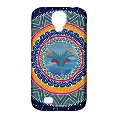 Traditional Pakistani Art Samsung Galaxy S4 Classic Hardshell Case (pc+silicone)