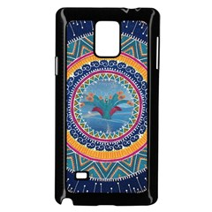 Traditional Pakistani Art Samsung Galaxy Note 4 Case (black)