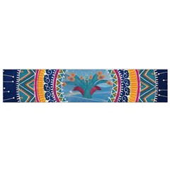 Traditional Pakistani Art Flano Scarf (small) by BangZart