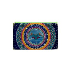 Traditional Pakistani Art Cosmetic Bag (xs) by BangZart