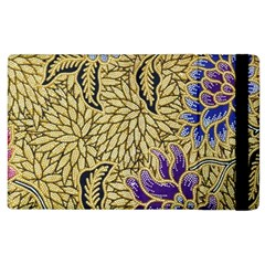 Traditional Art Batik Pattern Apple Ipad 3/4 Flip Case by BangZart