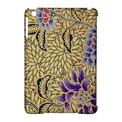 Traditional Art Batik Pattern Apple Ipad Mini Hardshell Case (compatible With Smart Cover) by BangZart