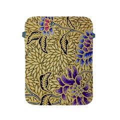 Traditional Art Batik Pattern Apple Ipad 2/3/4 Protective Soft Cases