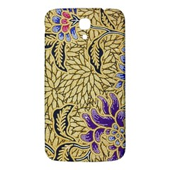 Traditional Art Batik Pattern Samsung Galaxy Mega I9200 Hardshell Back Case