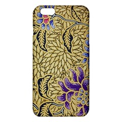 Traditional Art Batik Pattern Iphone 6 Plus/6s Plus Tpu Case by BangZart