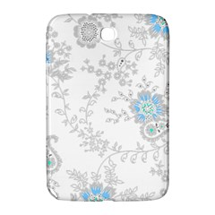 Traditional Art Batik Flower Pattern Samsung Galaxy Note 8 0 N5100 Hardshell Case  by BangZart