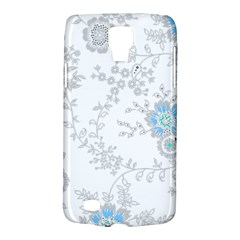 Traditional Art Batik Flower Pattern Galaxy S4 Active by BangZart