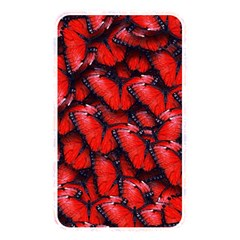 The Red Butterflies Sticking Together In The Nature Memory Card Reader