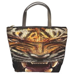 Tiger Face Bucket Bags