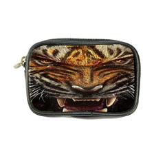 Tiger Face Coin Purse by BangZart