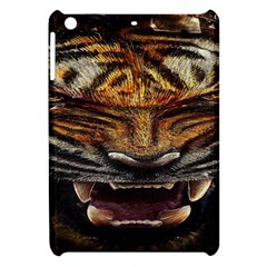 Tiger Face Apple Ipad Mini Hardshell Case by BangZart